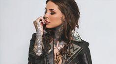 El Tattoo Black Out de Candelaria Tinelli y la reacción de los medios - http://www.universoromance.com.ar/el-tattoo-black-out-de-candelaria-tinelli-y-la-reaccion-de-los-medios/