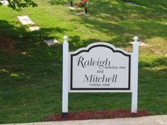 Raleigh Memorial Park  Raleigh  Wake County  North Carolina  USA