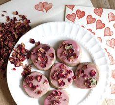 Persian rose cookies