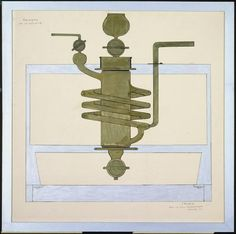 View Paroxysm of Pain By Francis Picabia; ink and metallic paint on cardboard; Access more artwork lots and estimated & realized auction prices on MutualArt. Dada Movement, Conceptual Architecture, Francis Picabia, Pointillism, Cubism, Metallic Paint, Impressionism, Archaeology, Surrealism