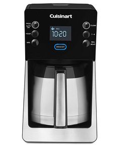 Cuisinart DCC2900 Coffee Maker, 12 Cup Thermal - Coffee Makers - Kitchen - Macy's