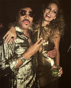 Nicole Richie 35th Birthday Party: House of Harlow X Revolve Ali Sequin Maxi Dress | http://celebrityfashionista.com/nicole-richie/house-harlow-x-revolve-sequin-maxi-dress/