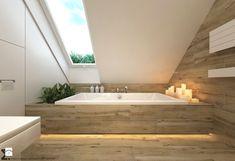 Łazienka styl Nowoczesny Łazienka - zdjęcie od ELEMENTY - Pracownia Architektury Wnętrz