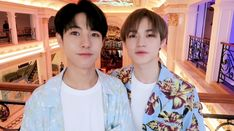 Martenez Twins, Nct Chenle, Huang Renjun, Our Baby, Nct Dream, Cool Kids, Culture, Pure Products, Technology