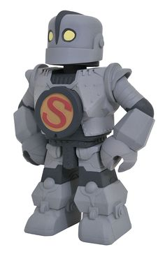 SDCC 2017 IRON GIANT VARIANT VINIMATE - (SRP: $9.99) Limited to 1,500 pieces
