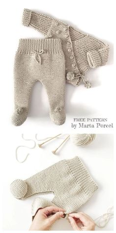 Knit Baby Kimono Jacket Legging Set Free Knitting Patterns Knitted Baby Blankets for Beginners, Baby Sleeping Bags, Baby Knitting Patterns, Free Baby Blanket Pattern, Baby Swaddle Sleeping Bags Winter Baby Clothes, Knitted Baby Clothes, Knitted Hats, Baby Knits, Knit Baby Sweaters, Baby Winter, Free Baby Sweater Knitting Patterns, Knit Patterns, Clothes Patterns