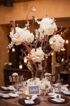 Flower ball centerpiece