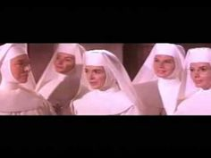 ▶ Singing Nun Dominique - YouTube Loved the movie and trying to remember the words to sing around the house and to Maryland relatives!