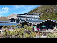 Mount Cook, New Zealand Travel, Travel Videos, Cool Places To Visit, The Good Place, National Parks, Cabin, Mansions, World