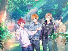 Fanarts Anime, Anime Characters, Hisoka, Mystic Messenger, Manga Games, Games For Girls, Webtoon, Anime Guys, Alice In Wonderland