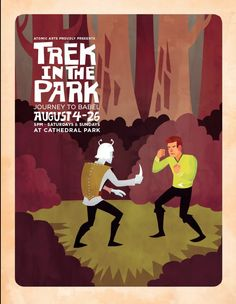 Trek in the Park comes to Cathedral Park in Portland, Oregon in August