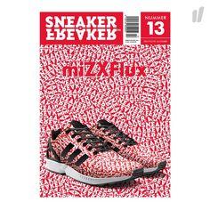Sneaker Freaker German Issue 13 - http://www.overkillshop.com/de/product_info/info/13377/