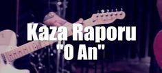 Kaza Raporu - O An // Groovypedia Studio Sessions   http://www.nouvart.net/kaza-raporu-o-an-groovypedia-studio-sessions/