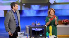 Resources for 3D Printers & New Technology – Katie Couric