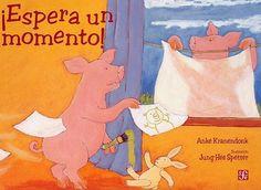 Libros para niños e ideas para su utilización: ¡Espera un momento! por Anke Kranendonk