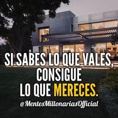 #mentesmillonariasofficial #mereces
