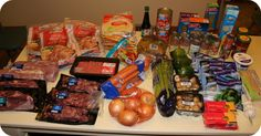From i am that lady 6th aldi meal plan 20 freezer meals for 150