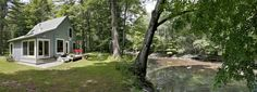 Woodstock cottage rental - Panoramic view of the property