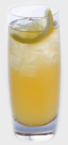 Irish Gold Cocktail - St. Patrick's Day - orange juice, ginger ale, Peach Schnapps, Tullamore Dew Irish Whiskey.