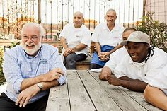 Homeboy Industries takes former gang members and trains them through its social enterprises. #Happonomy