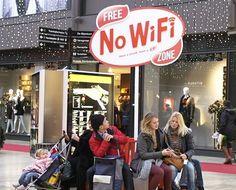 """「つながらない」からこそ価値が伝わること """"KitKat – No WiFi zone"""""""