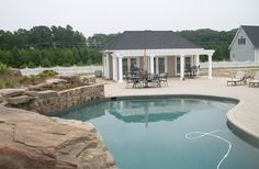 Here we provide dozens of great design ideas about Nice Rock Pool House Design in our gallery, all the things that make a great design of your home is here. Description from slparker.com. I searched for this on bing.com/images
