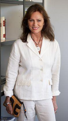 tvshowbiz article Older women want sex men dont want sleep Actress Jacqueline Bisset talks female de