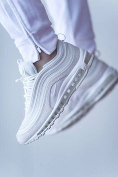 Nike Air Max 97 - Summit White - 2017 (by Kamil Tomaszewski) More sneakers on Sweetsoles
