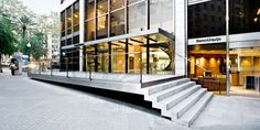 Remodelling of Banc Sabadell. Barcelona - Mateo Arquitectura