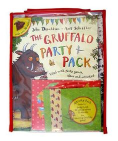 Buy The Gruffalo Party Pack by Julia Donaldson, Axel Scheffler from Waterstones today! Click and Collect from your local Waterstones or get FREE UK delivery on orders over Gruffalo Party, The Gruffalo, 3rd Birthday Parties, 4th Birthday, Birthday Ideas, Pop Up Play, Buying Books Online, Guessing Games, New Sticker