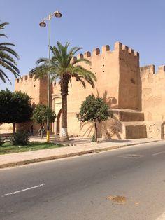 Remparts de Taroudant - Excursion au départ de la ville d'Agadir Maroc - It's 4 You Tours
