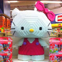Lego Big Hello Kitty