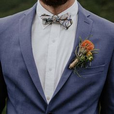 Protea groom pin  Prótea kitűző Groom, Accessories, Fashion, Moda, Fashion Styles, Grooms, Fashion Illustrations, Jewelry Accessories