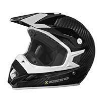 Ski Doo XP R2 Carbon Light Maverick Helmet New White Yellow 447660 Ecklund Motorsports $399.99
