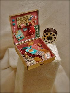 Mini Sewing Box