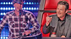 Country Music Lyrics - Quotes - Songs Blake shelton - 'Blind Joe' Turns Heads (And Chairs) In Shocking Country Performance - Youtube Music Videos http://countryrebel.com/blogs/videos/65555395-blind-joe-turns-heads-and-chairs-in-shocking-country-performance