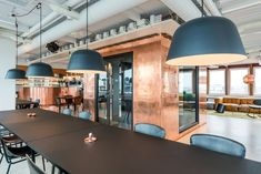Trustly Headquarters - Stockholm - Office Snapshots #commercialofficedesigns