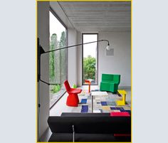 Potence (Jean Prouvé), Chaos, Mars, side table Diana A, Diana E (Konstantin Grcic). Want everything.