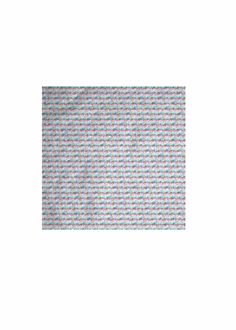 Mens Cotton Pocket Square - Brick Wall Cotton Square by VIDA VIDA pCDedZPM