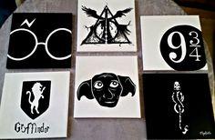 Harry Potter, Art Drawings, Painting, Paintings, Desks, Castle, Meet, Draw, Art Paintings