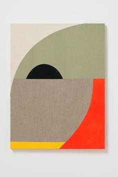 64 Sarah Crowner Steph C Modern Art, Contemporary Art, Abstract Geometric Art, Geometric Shapes, Diy Décoration, Arte Popular, Art Graphique, Grafik Design, Minimalist Art
