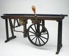 Franz Steflitschek Wien Vienna Modell einer Unter-Druckluft Bremse Antiquität | eBay
