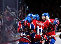 Montreal Canadiens • nhlhcky.tumblr.com