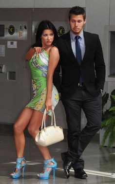 Steffy Forrester & Liam Cooper Spencer played by Jacqueline MacInnes Wood & Scott Clifton-B