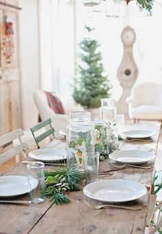Cozy Christmas, Simple Christmas, All Things Christmas, White Christmas, Christmas Trees, French Christmas, Country Christmas, Vintage Christmas, Christmas Holidays