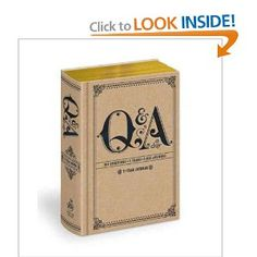 Q and A a Day: 5-Year Journal: Potter Style: Amazon.com: Books