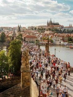 Best Views of Prague