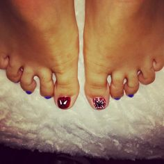 #Spiderman #Toes #Pedicure #Nails #NailArt #comicToes #marvel #spidey