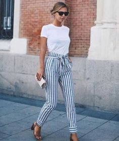 2018 business outfit ladies clothes office fashion sexy and beautiful dresses - elegant evening dresses - part. Modest Summer Fashion, Stylish Summer Outfits, Simple Outfits, Spring Outfits, Casual Outfits, Fashion Outfits, Fashion Spring, Dress Casual, Dress Fashion