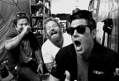Bam Margera, Ryan Dunn, Johnny Knoxville: sometimes you can't help but love the bad boys.
